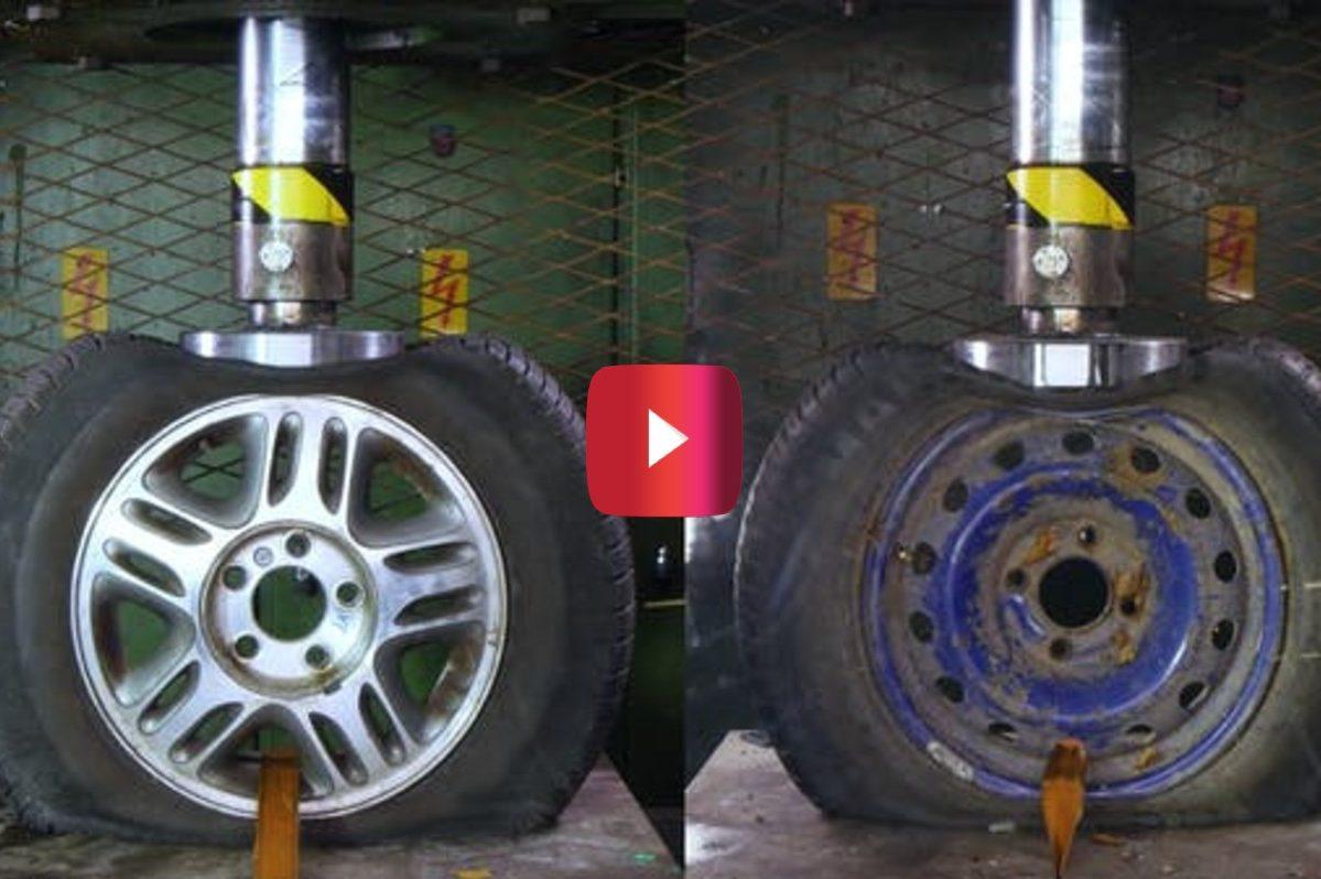 steel vs. alloy wheels