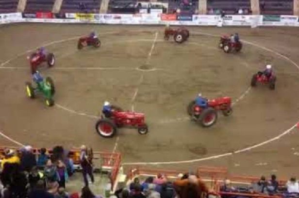 Tractor Square Dancing: The Farm Show Event That Gets the People Going