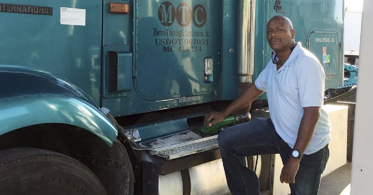 How Truck Drivers Are Struggling During Coronavirus Pandemic
