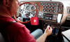 trucker shows how to shift 18-speed transmission