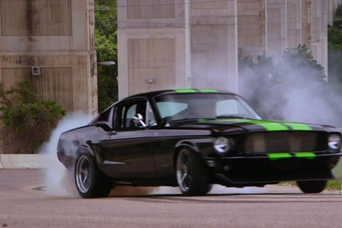 Electric '68 Mustang Flies From 0-60 in Under 2 Seconds