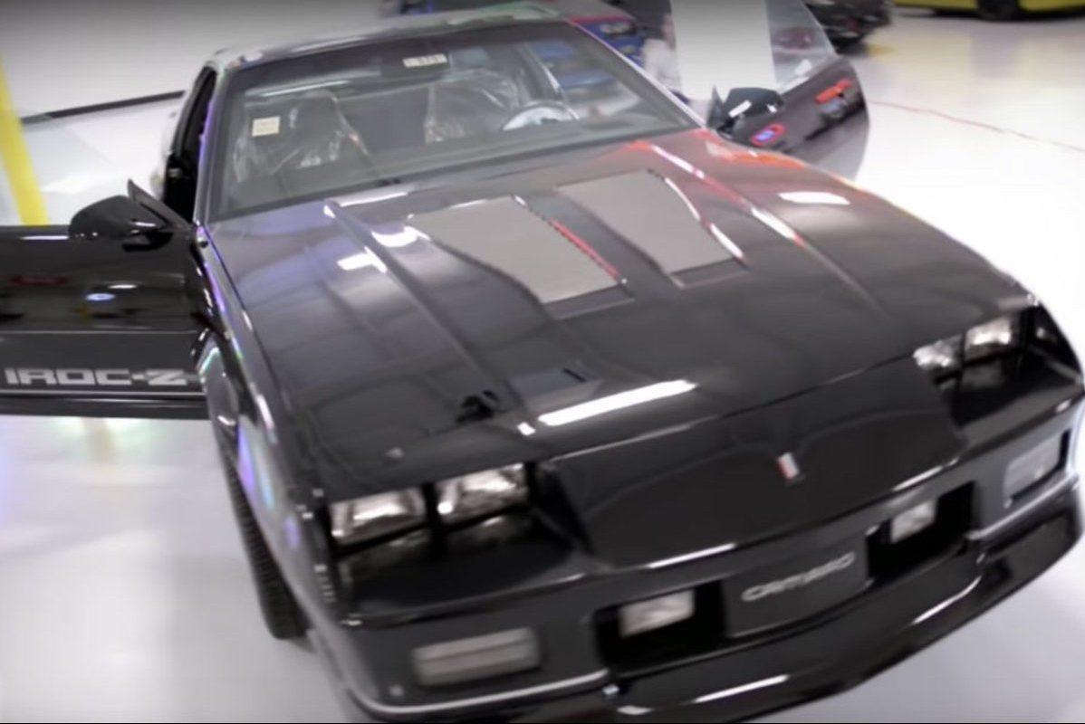 1985 IROC Z28