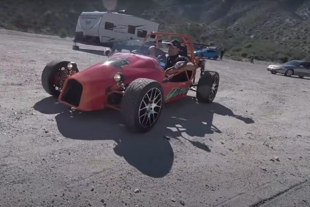 This Kit Car Is Stocked With the Turbocharged Powertrain of a Chevy Cobalt SS