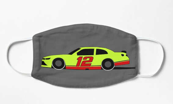 Ryan Blaney Mask