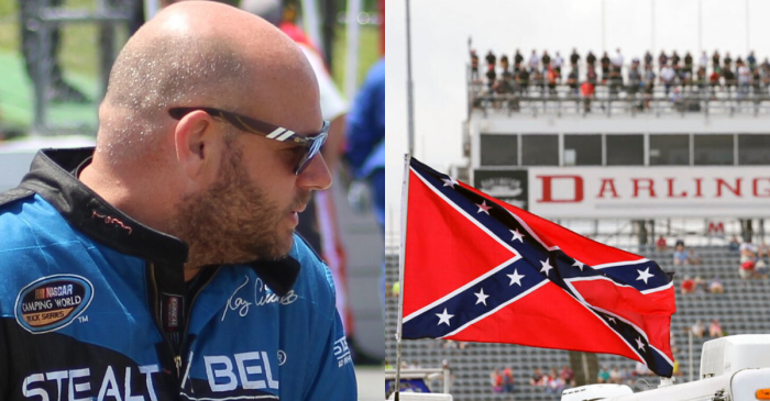 NASCAR Driver Ray Ciccarelli Is Leaving Sport After Confederate Flag Ban