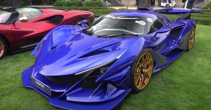 780-HP Apollo IE Sports Car Costs $3 Million