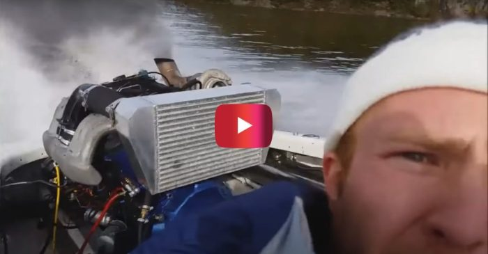 These Boats With Car Engines Are Incredible