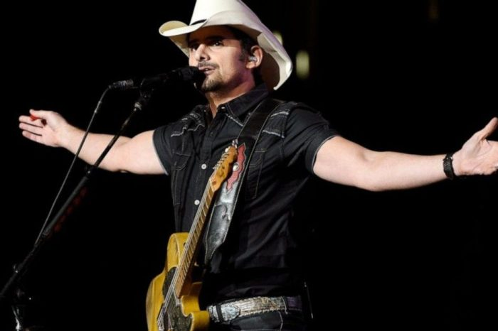 Country Star Brad Paisley Gets New Corvette From National Corvette Museum