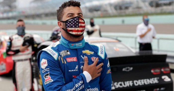 NASCAR Releases Image of Noose Found in Bubba Wallace's Garage