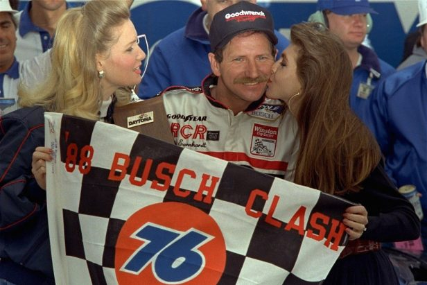 Dale Earnhardt Supported Removing the Confederate Flag