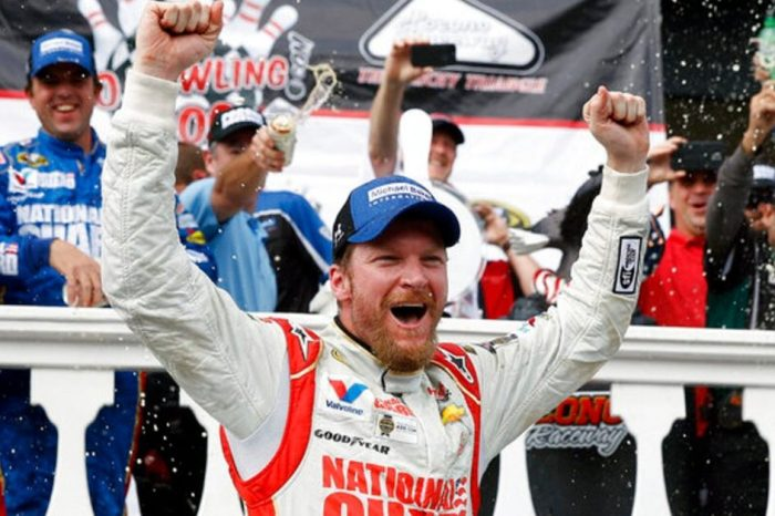Dale Earnhardt Jr. Joins His Father in NASCAR Hall of Fame