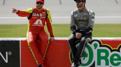 dale earnhardt jr jimmie johnson