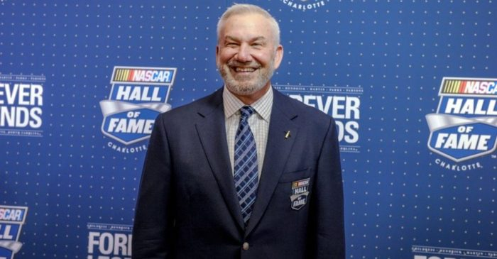 NASCAR Legend Dale Jarrett Tests Positive for Coronavirus