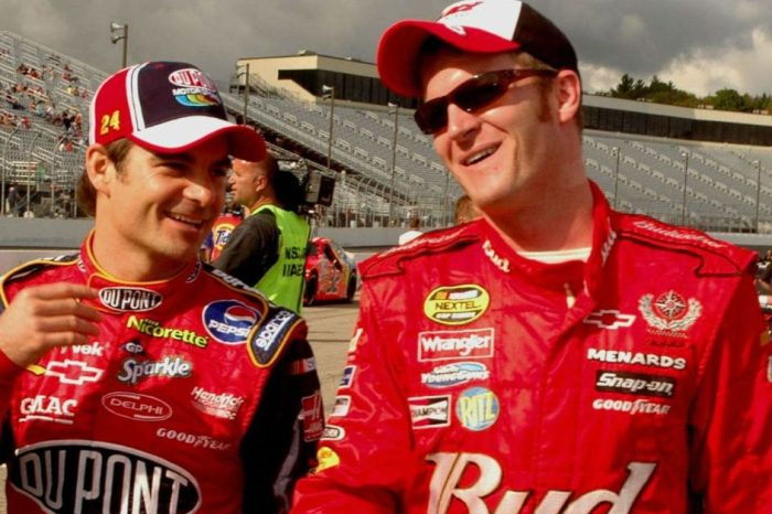 Dale Earnhardt Jr. Once Got Jeff Gordon out of a Speeding Ticket