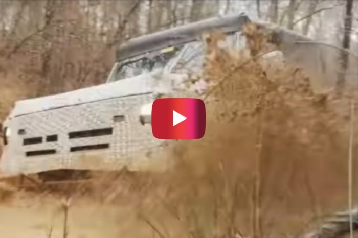 2021 Ford Bronco Hits Mud Trail for Off-Road Test