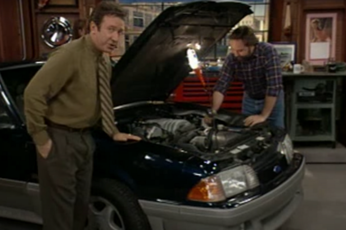 "'88 Mustang GT Steals the Show in This ""Home Improvement"" Episode"
