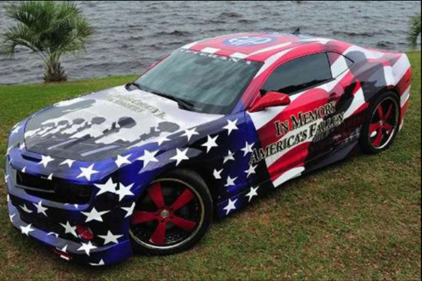 These 7 Patriotic Paint Jobs Show Car Modification at Its Finest