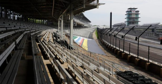 Indianapolis Motor Speedway to Run July 4th Doubleheader With No Fans