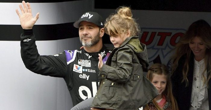 "Jimmie Johnson Cleared to Race Again: ""It's Been an Emotional Journey"""