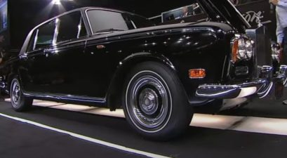 johnny cash rolls royce