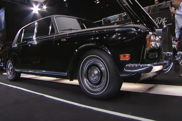 Johnny Cash's Rolls-Royce Sold for $88K at Auction