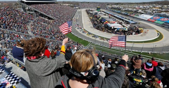 What You Should Bring to a NASCAR Race