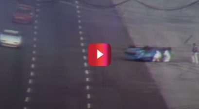 richard petty darlington crash