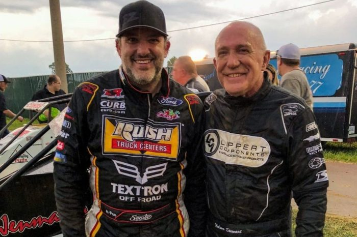 Tony Stewart's Promise to His Dad Led to His NASCAR Retirement