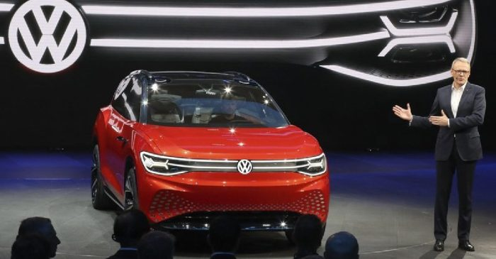 Volkswagen Is Investing $2.2 Billion in China's Electric Car Market