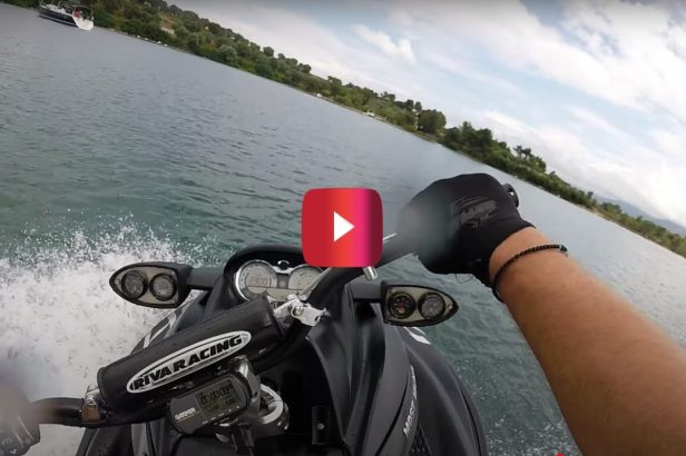 Supercharged Sea-Doo That Makes 400 Horsepower Is a Monster on Open Water