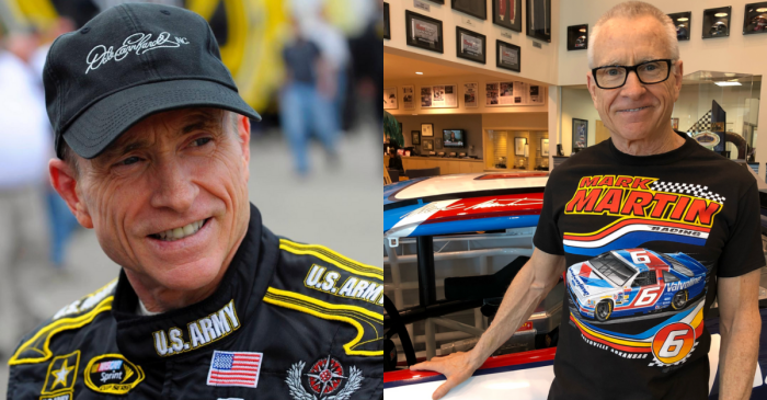 How Mark Martin Mentored Two NASCAR Greats