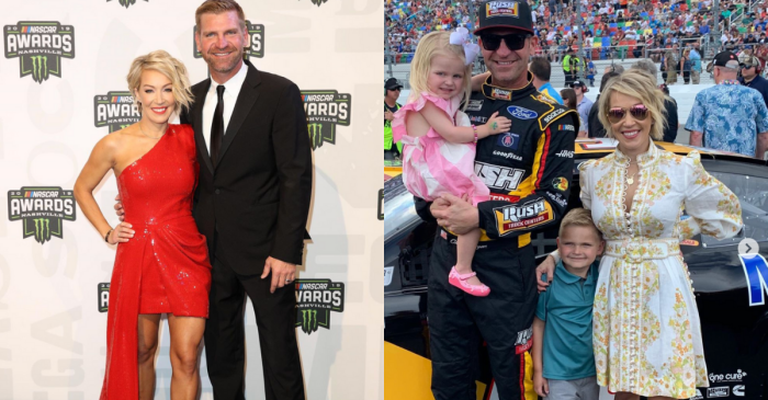 Clint Bowyer's Wife Balances Family and the NASCAR Life