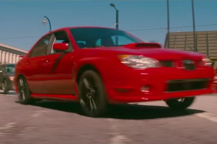 """The Subaru WRX in """"Baby Driver"""" Steals the Show in 6 Minutes"""
