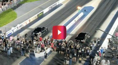 big chief vs kye kelley in street race