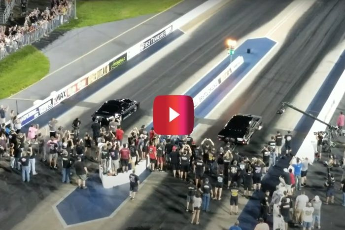 """Drag Racer and """"Street Outlaws"""" Star Big Chief Wins $100K in Mere Seconds"""