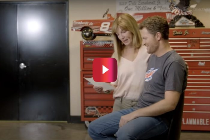 Brenda Jackson Reads Letter From Dale Jr. in Heartwarming Mother's Day Moment