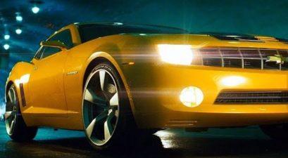 bumblebee car
