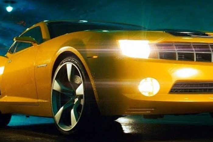 "How the Bumblebee Car ""Transformed"" From a VW Beetle to a Camaro"