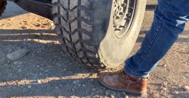 Man Wears Steel Toe Boot vs. Truck In Stress Test