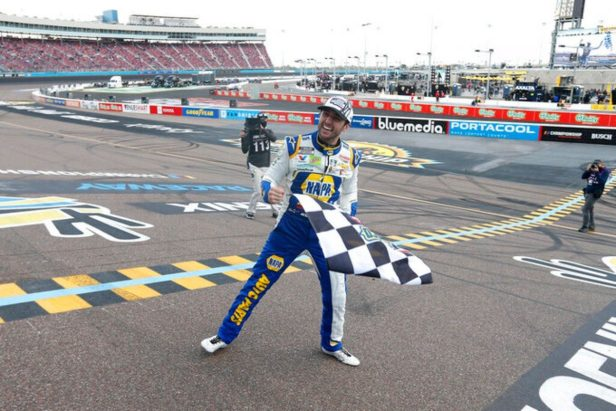 Chase Elliott's Net Worth Shows the Young Superstar's Success