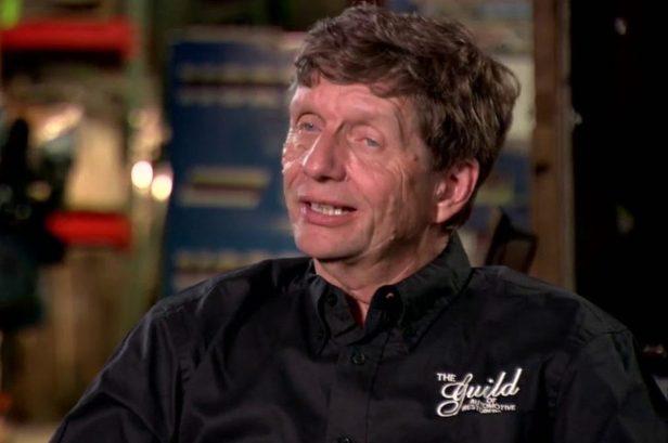 """David Grainger From """"Restoration Garage"""" Works Wonders on Hot Rods"""