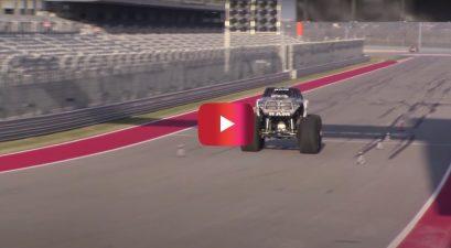 fastest monster truck