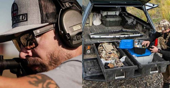 Exciting New Giveaway Offers Truck Bed Storage System and More