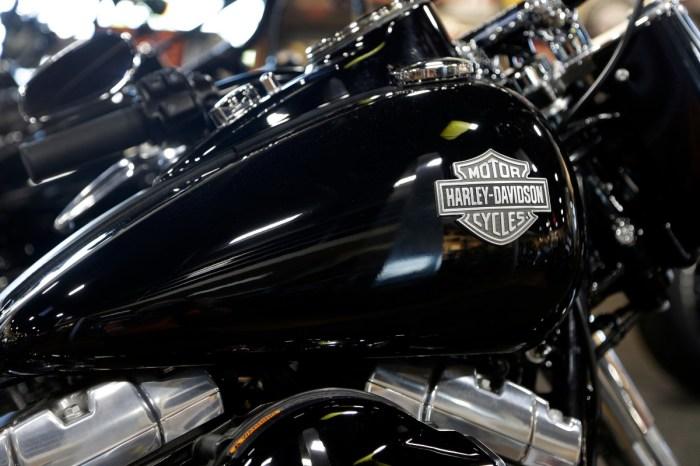 The Evolution of the Harley-Davidson Logo