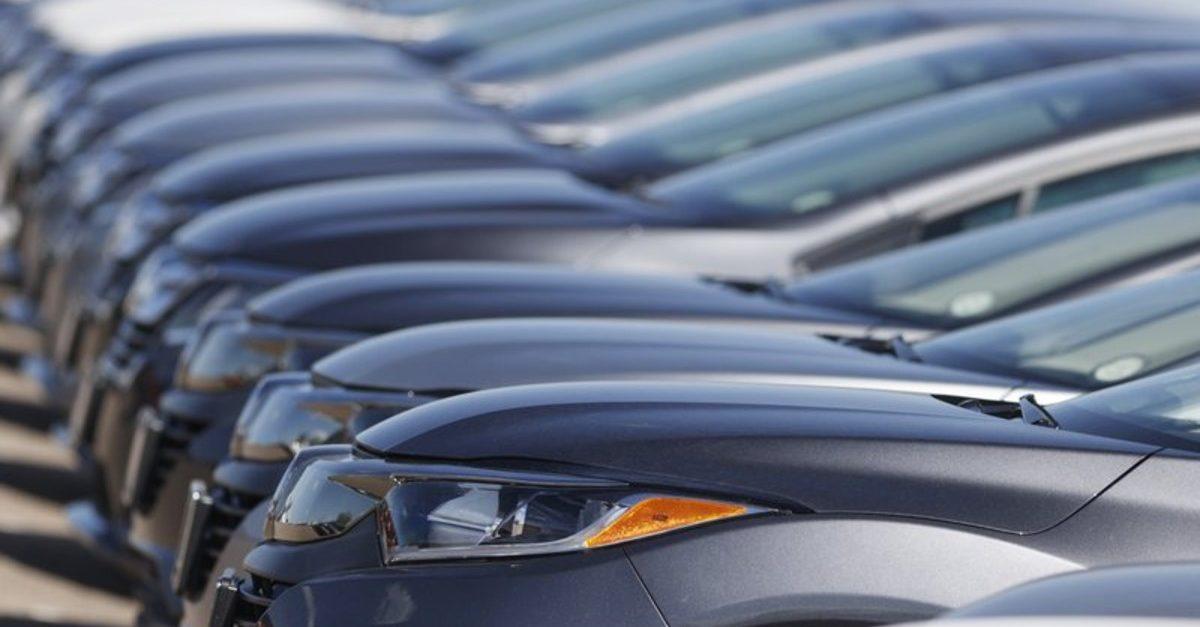 honda cars at dealership