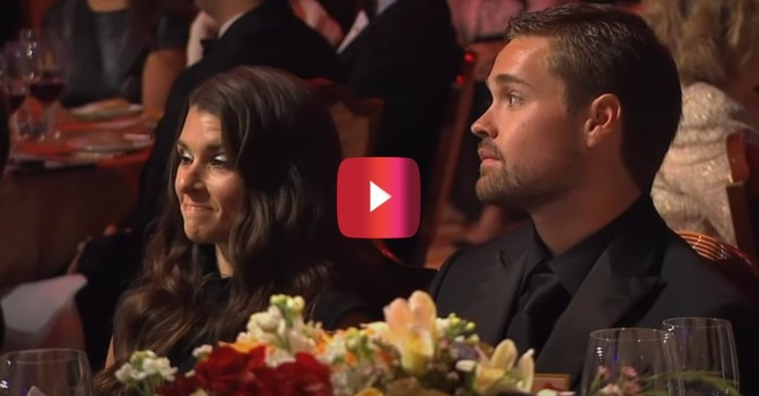 Jay Mohr Roasts Danica Patrick in Awkward Award Show Moment