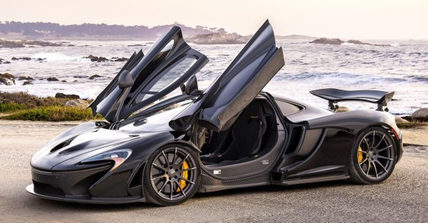 What Makes the McLaren P1 Worth This Wild Price Tag?
