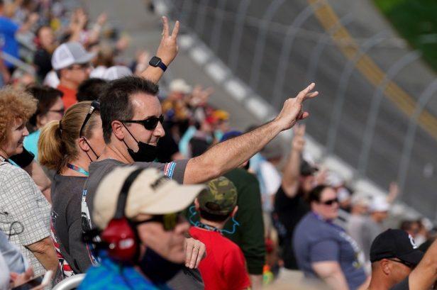 NASCAR Reinstates Indoor Mask Policy Amid COVID-19 Delta Spread