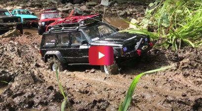 rc trucks off-roading