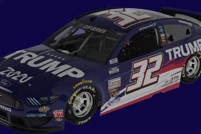 Trump 2020 Race Car to Debut in Indianapolis